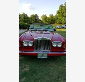 1989 Rolls-Royce Corniche II for sale 101069344