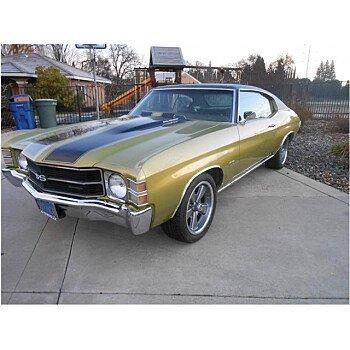 1971 Chevrolet Chevelle for sale 101069443