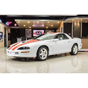 1997 Chevrolet Camaro Z28 Coupe for sale 101069642