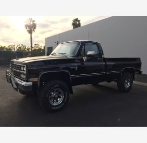 1985 Chevrolet C/K Truck 4x4 Regular Cab 2500 for sale 101069765