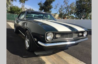 1968 Chevrolet Camaro Z28 for sale 101069770