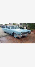 1966 Cadillac De Ville for sale 101070234