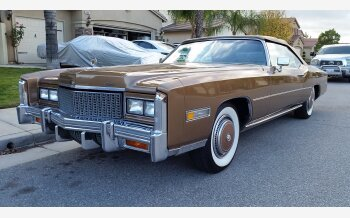1976 Cadillac Eldorado Coupe for sale 101070361
