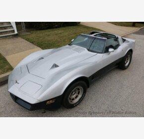1981 Chevrolet Corvette Coupe for sale 101070770