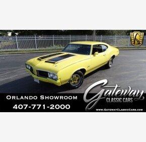 1970 Oldsmobile Cutlass for sale 101070794