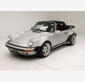 1987 Porsche 911 Carrera Cabriolet for sale 101070805