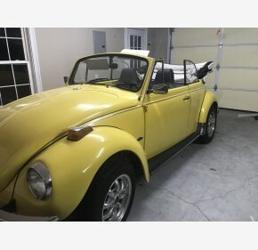 1971 Volkswagen Beetle Convertible for sale 101070881