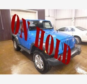2011 Jeep Wrangler 4WD Sport for sale 101070982