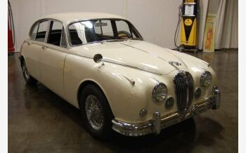 1961 Jaguar Mark II for sale 101071227
