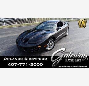 2000 Pontiac Firebird Coupe for sale 101071328