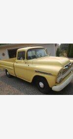 1959 Chevrolet Apache for sale 101071723