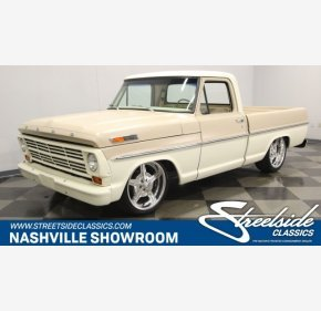1968 Ford F100 for sale 101071744