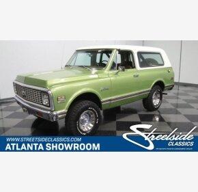 1972 Chevrolet Other Chevrolet Models for sale 101071769