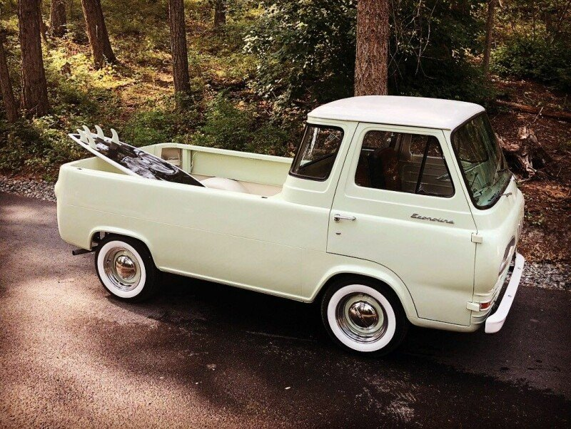 Ford Econoline Pickup Classics For Sale Classics On Autotrader