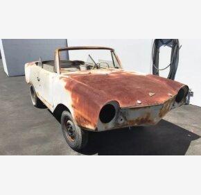1963 Amphicar 770 for sale 101072236
