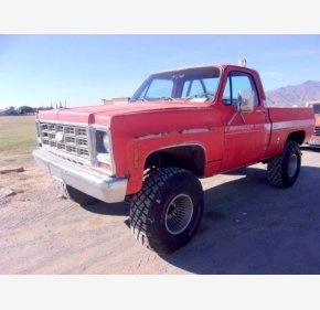 1977 Chevrolet C/K Truck for sale 101072276