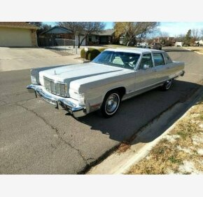 1976 Lincoln Continental for sale 101072282
