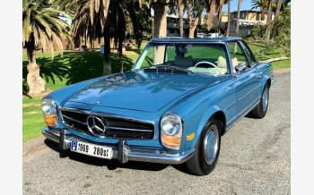 1969 Mercedes-Benz 280SL for sale 101072320