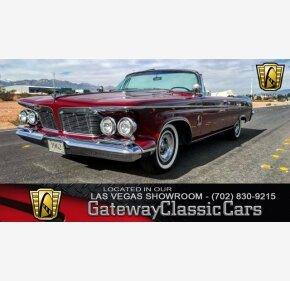 1962 Chrysler Imperial for sale 101073075