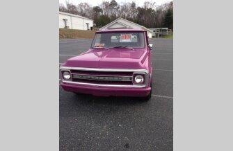 1967 Chevrolet C/K Truck for sale 101073117