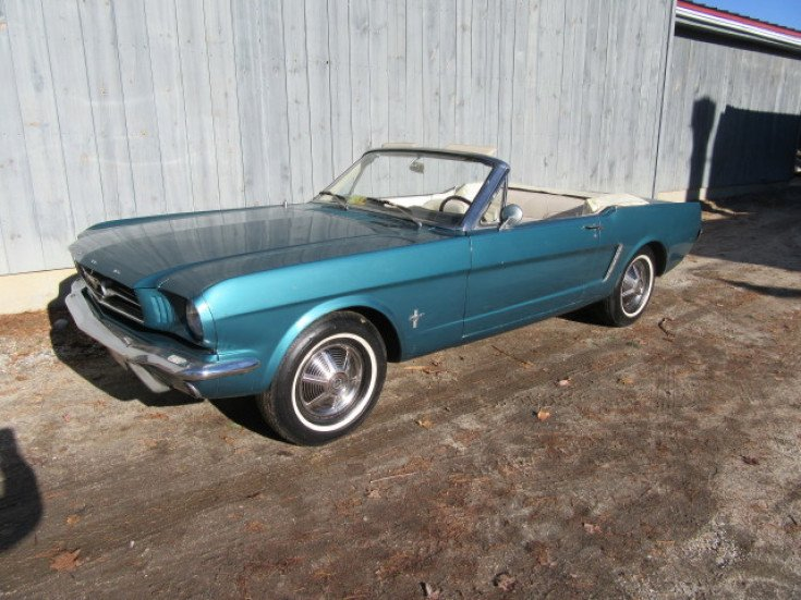 Cars For Sale In Maine >> 1965 Ford Mustang For Sale Near Freeport Maine 04032 Classics On