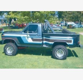 1983 Ford F150 4x4 Regular Cab for sale 101073756