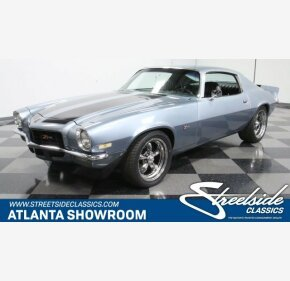 1972 Chevrolet Camaro for sale 101073804