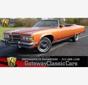 1975 Pontiac Grand Ville for sale 101073809