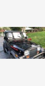 1994 Jeep Wrangler 4WD SE for sale 101074118
