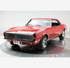 1968 Chevrolet Camaro for sale 101074125