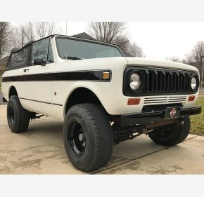 1977 International Harvester Scout for sale 101074160