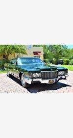 1970 Cadillac Calais for sale 101074406