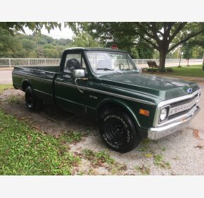1970 Chevrolet C/K Truck for sale 101074471