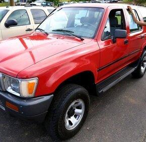 1991 Toyota 4Runner 2WD SR5 for sale 101074504