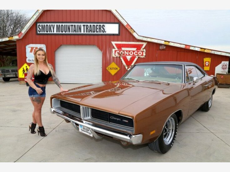 1969 Dodge Charger For Sale Near Maryville Tennessee 37801