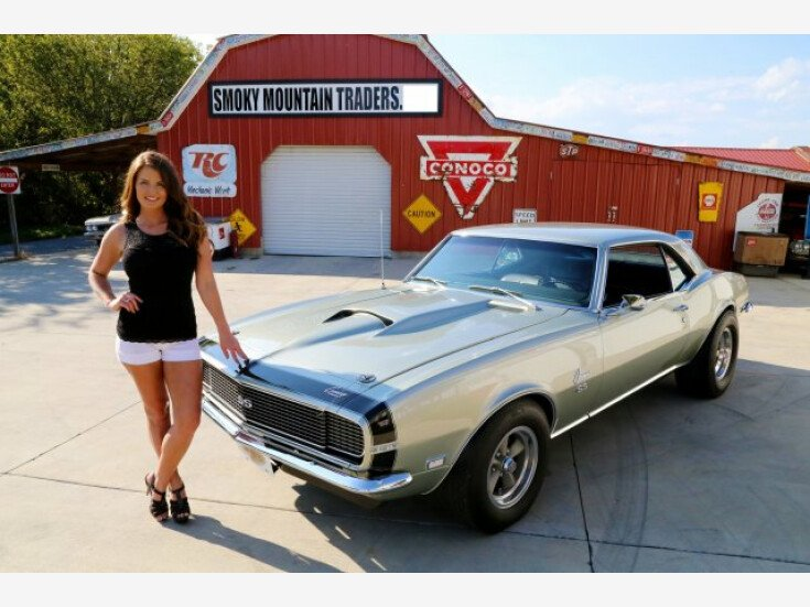1968 Chevrolet Camaro For Sale Near Maryville Tennessee 37801