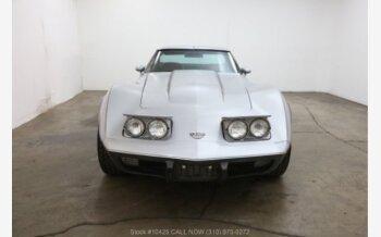 1978 Chevrolet Corvette for sale 101074679