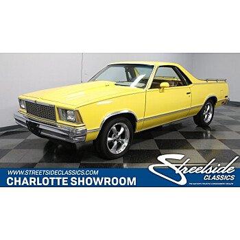 1978 Chevrolet El Camino for sale 101074704
