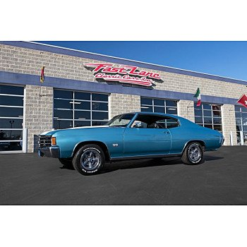 1972 Chevrolet Malibu for sale 101074786