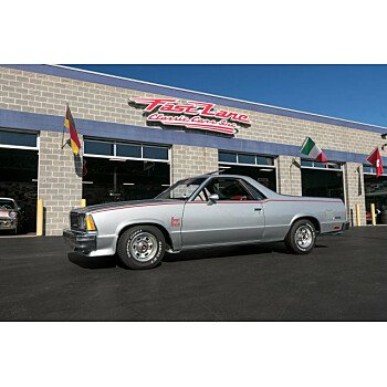 1981 Chevrolet El Camino V8 for sale 101074787