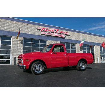 1968 Chevrolet C/K Truck for sale 101074834