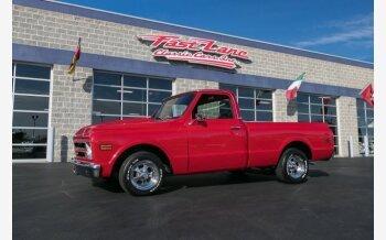 1968 Chevrolet C/K Truck for sale 101074834