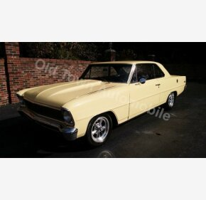 1966 Chevrolet Nova for sale 101074891