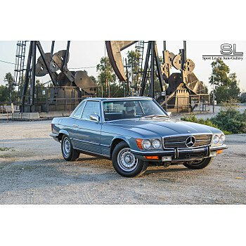 1972 Mercedes-Benz 350SL for sale 101074923