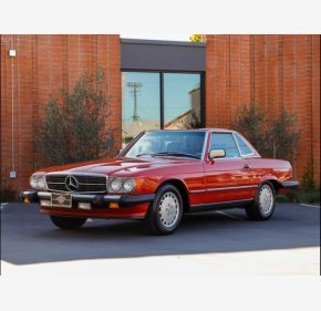 1989 Mercedes-Benz 560SL for sale 101075138