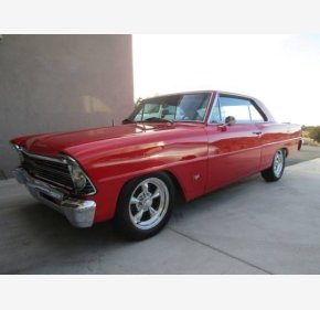 1967 Chevrolet Nova for sale 101075196