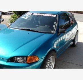 1993 Honda Civic for sale 101076350