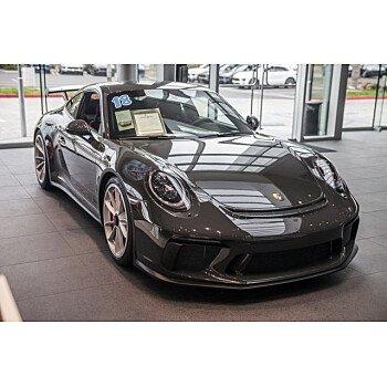 2018 Porsche 911 GT3 Coupe for sale 101076412