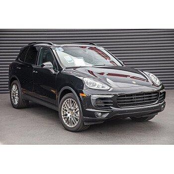 2018 Porsche Cayenne for sale 101076584