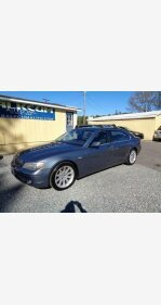 2006 BMW 750Li for sale 101076891